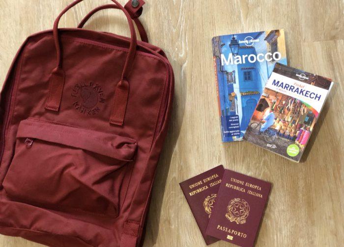 Abbigliamento per un viaggio in Marocco d'inverno