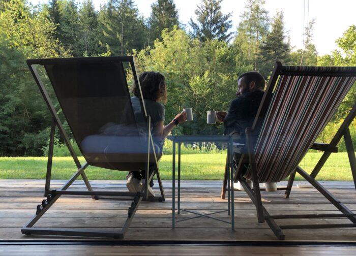 Casariga: B&B immerso nella natura a Comano Terme