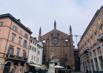 San Francesco dall'alto – Piacenza