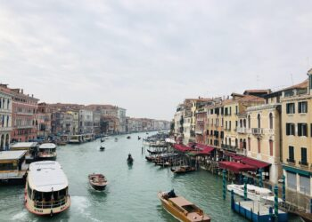Venezia in un weekend d'autunno